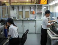 品質測定室